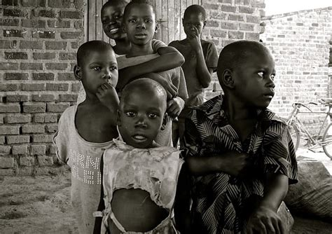 The 25 Poorest Countries in Africa