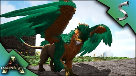 GRIFFIN BREEDING! BABY GRIFFINS AND MUTATED GRIFFIN! - Ark