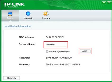 How to secure (pair) the Powerline Network? - TP-Link