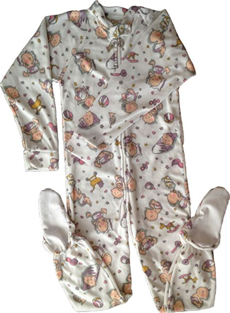 Footed Jammies for Adults