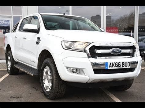Used Ford Ranger Pick Up Double Cab Limited 2
