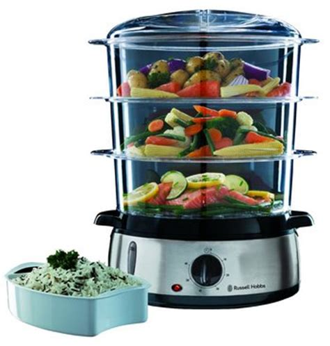 10 Best Electric Food Steamer Reviews To Eat Healthy Today