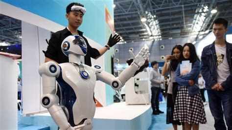 China aims to outspend the world in artificial